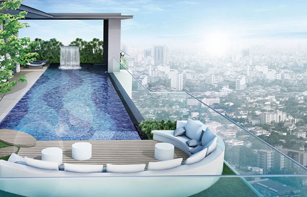 Rhythm-Sukhumvit-42-Bangkok-condo-for-sale-sky-swimming-pool